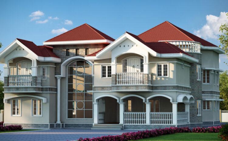 Colonial House Model Kenya