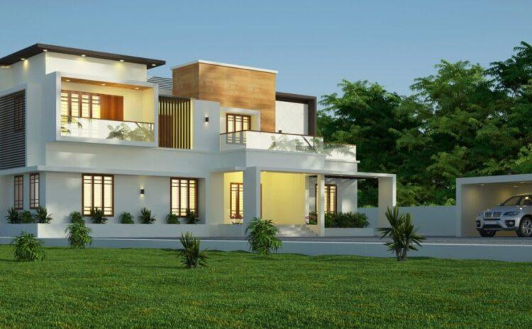 Contemporary House Plans Kerala