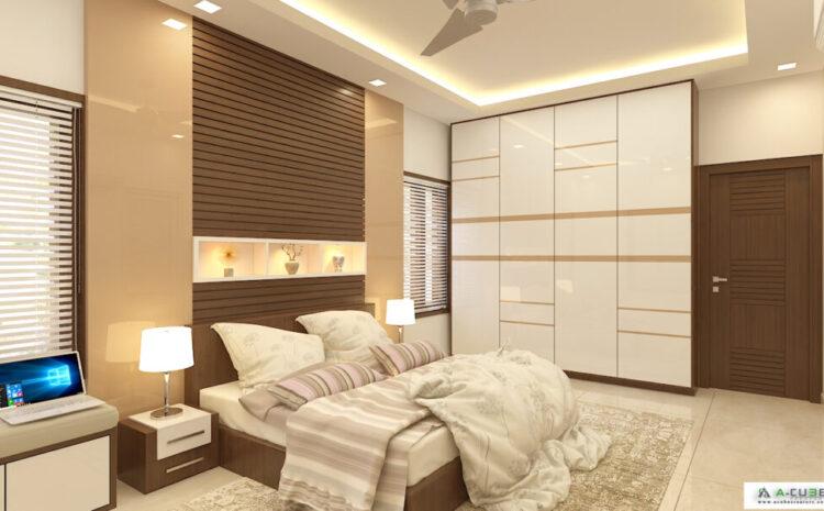 Kerala Bedroom Interior