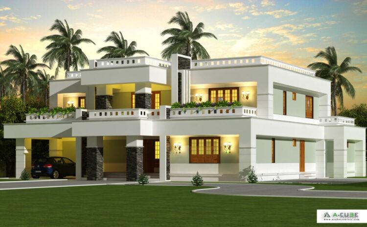 Contemporary Home Design Bangladesh