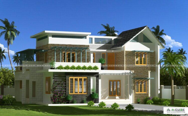 Kerala Villa Design