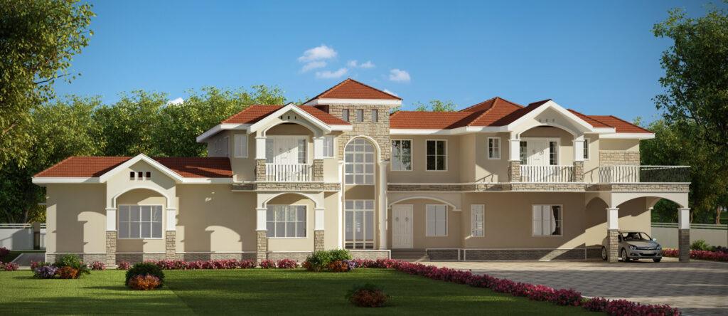 Luxury Home Builders America