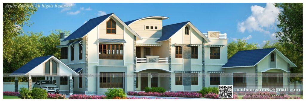 Luxury Home Builders Africa